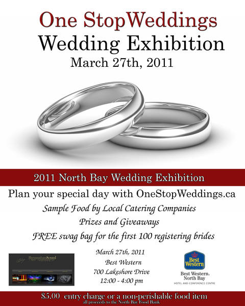 Join us at the Wedding Exhibition…