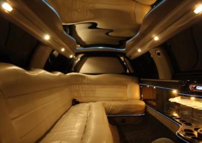 interior stars limousine